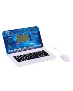 i-Play Multilingual Laptop Blue Demo