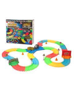 i-Play Glow Tracks Crash Set